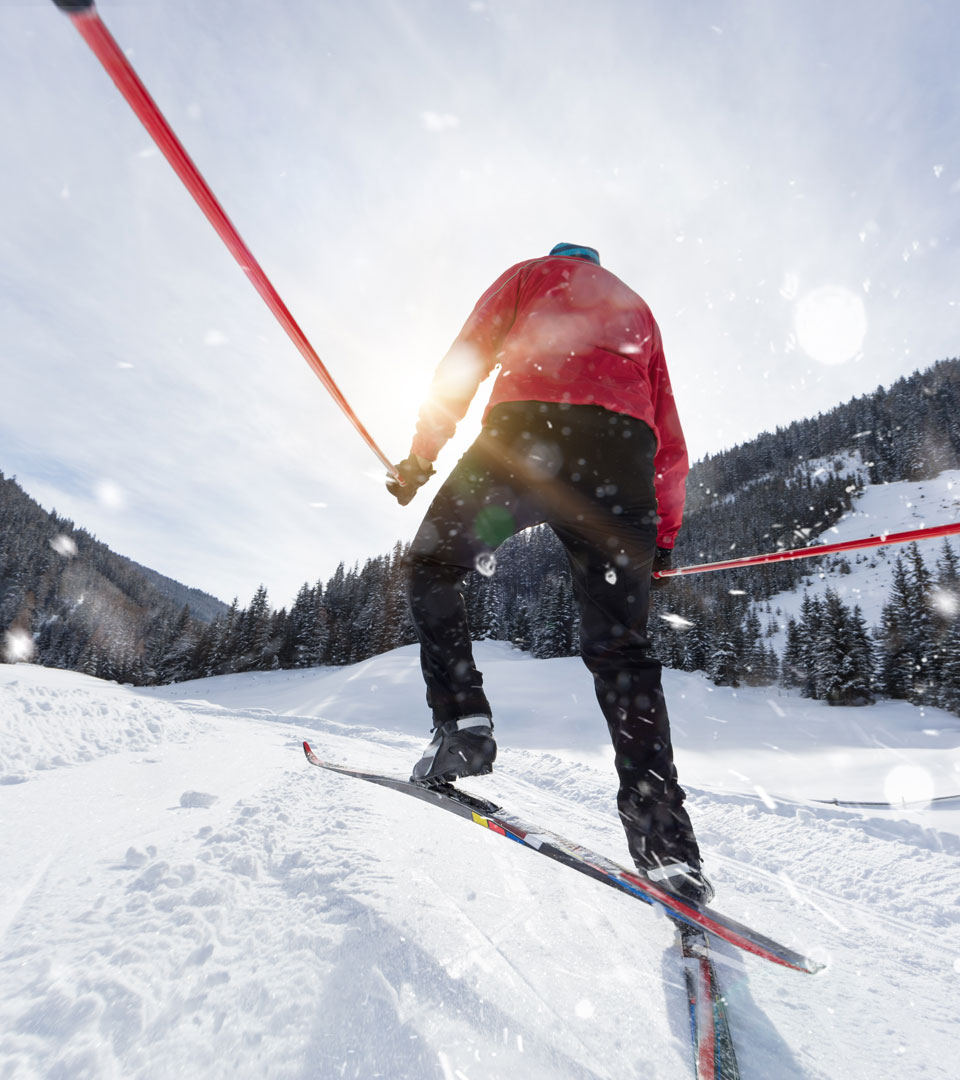 Serfaus-Fiss-Ladis - Nordic Skiing in Fiss